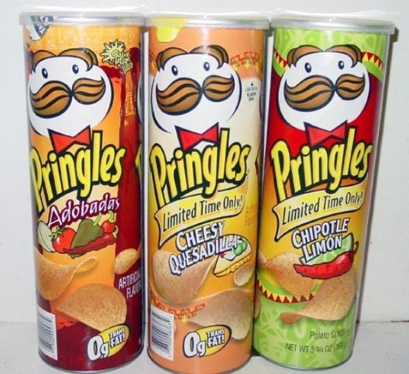 Несъедобное съедобно - какие бывают чипсы. Изображение № 52.