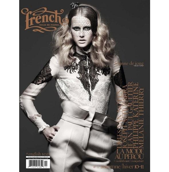 13 обложек нового номера French Revue de Modes. Изображение № 3.