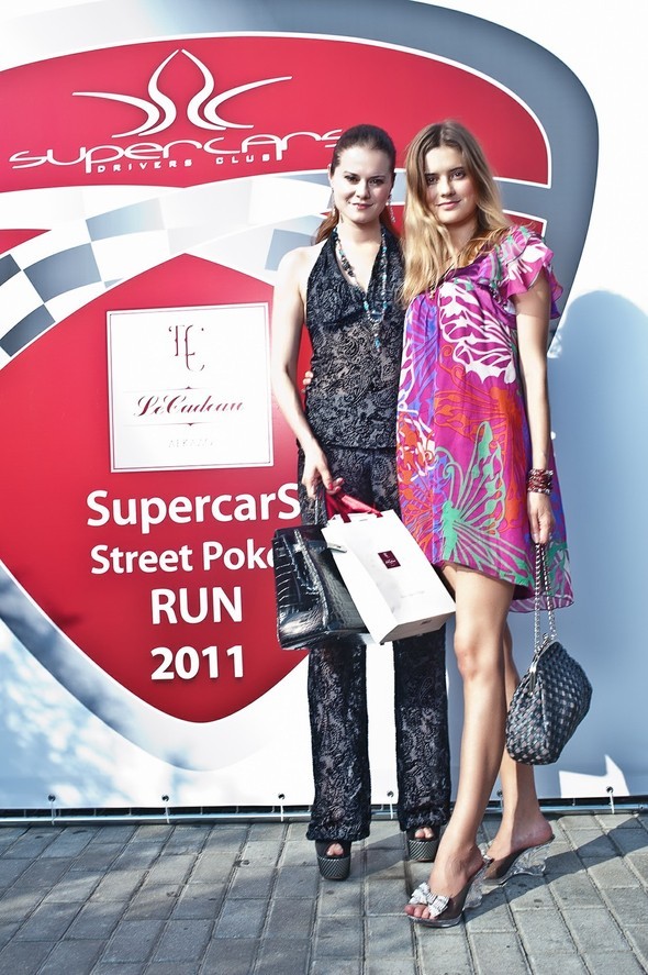 Бутики LeCadeau выступили партнером Ралли Supercars Poker Run 2011!. Изображение № 4.