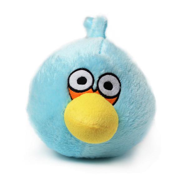 Синие птицы в Angry Birds в воздухе распадаются веером на три птицы. Хорошо подходят для массового разрушения ледяных конструкций.. Изображение № 5.