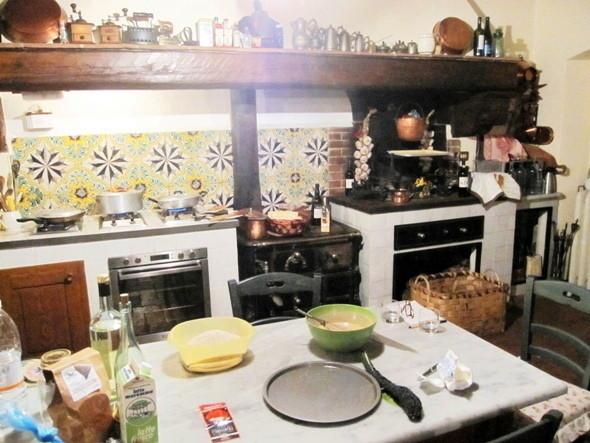 Изображение 11. Паста, антипаста и десерт из каштановой муки.. Изображение № 15.