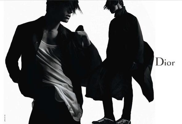 Изображение 10. Рекламная компания весна Dior.. Изображение № 10.