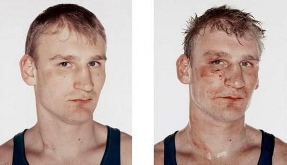 Изображение 10. Юные боксёры: до и после.. Изображение № 10.