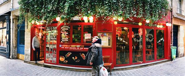 Изображение 22. Парижские кафе.. Изображение № 24.