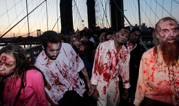 По улице ходили зомби. Изображение № 1.