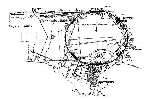 Заброшенный советский большой адронный коллайдер. Изображение № 32.