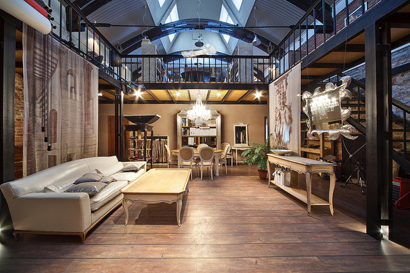 Изображение 13. Они делают дизайн интерьера. Дом Архитекторов.. Изображение № 9.