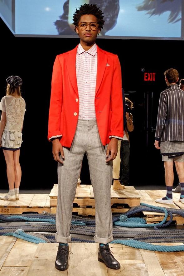 NY Fashion Week \ Spring 2011. Изображение № 82.
