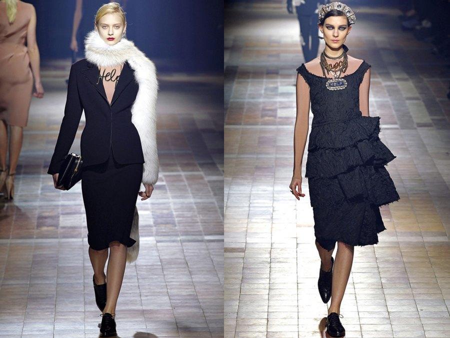 Неделя моды в Париже:  Дни 3 и 4. Изображение № 15.