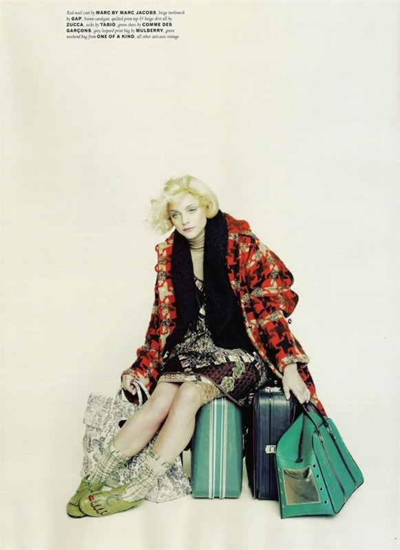 Spent! Pop Magazine FallWinter 2009. Изображение № 7.