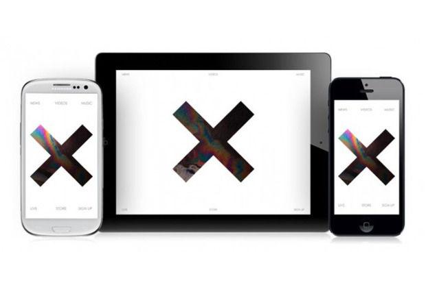 The xx представили мобильное приложение. Изображение № 1.