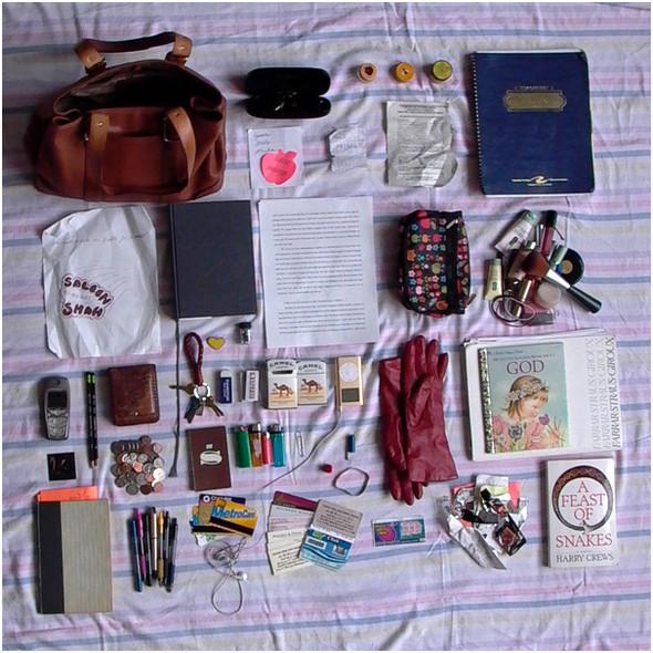 What's inyour bag?. Изображение № 4.