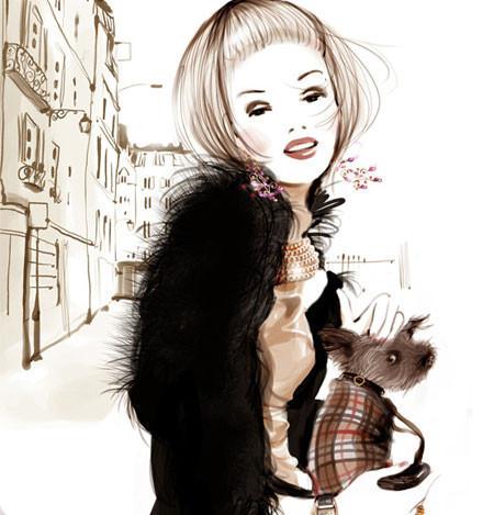 Иллюстрации Sophie Griotto. Изображение № 9.