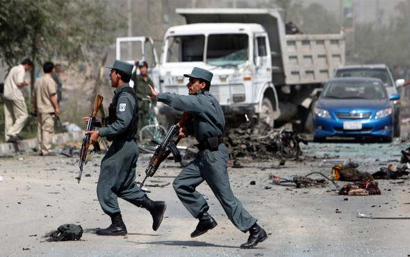 Афганистан. Военная фотография. Изображение № 119.
