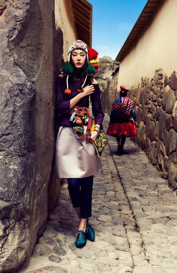 Новые съемки: Vogue, 25 Magazine, Exit. Изображение № 14.