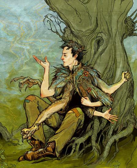 Сказочный мирErin Kelso. Изображение № 10.