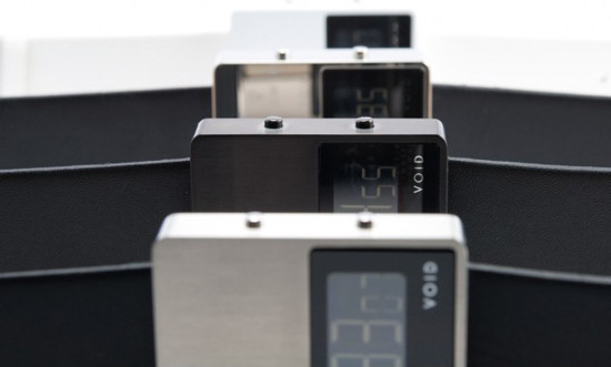 Изображение 16. Часы VOID V01 для минималистов.. Изображение № 16.