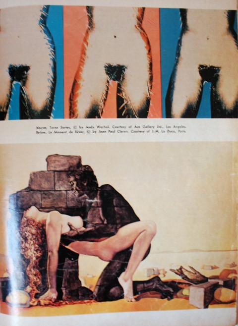 Playboy глазами маленькой девочки. Изображение № 18.
