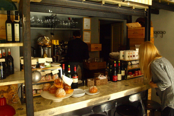 Кафе Benigni. Изображение № 60.