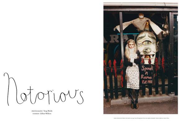 Стоп-кадр: Новые съемки Love, Russh, Vogue и V. Изображение № 37.
