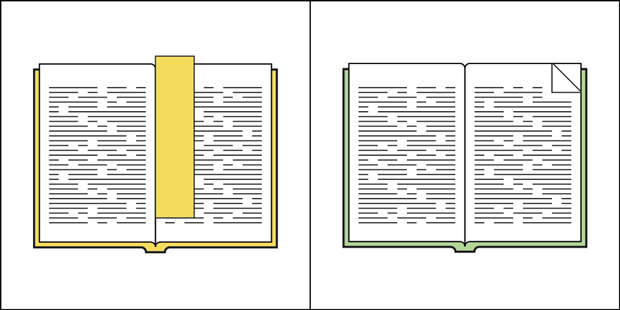 Появился блог с картинками оботличиях «двух типов людей». Изображение № 7.