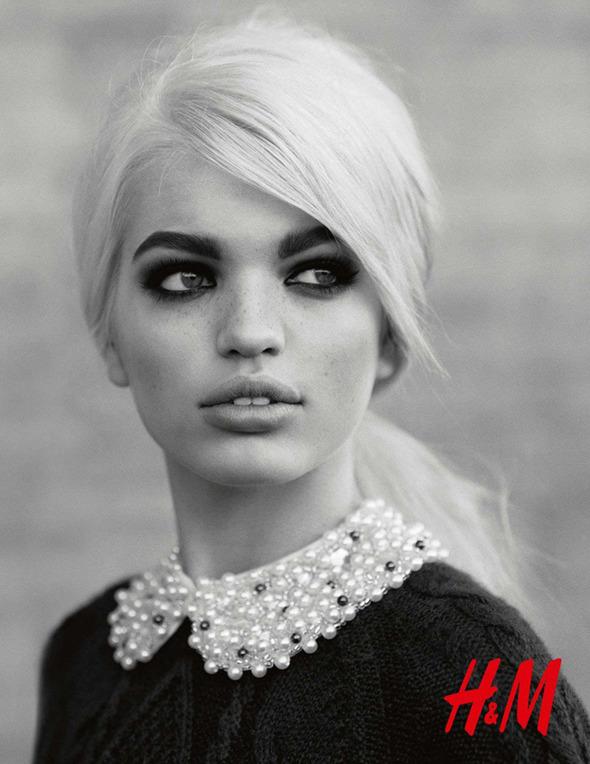 Новые кампании: Donna Karan, H&M, Mauro Grifoni, Stella McCartney, Sonya Rykiel. Изображение № 24.