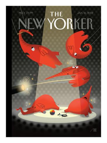 10 иллюстраторов журнала New Yorker. Изображение №78.
