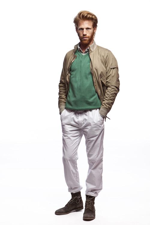 Лукбук коллекции Woolrich S/S 2012. Изображение № 10.