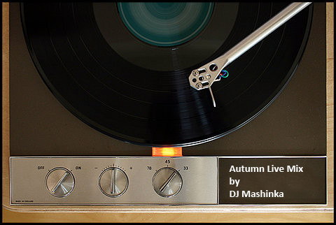 Jazzy Deep Chicago House in Autumn Live Mix by Mashinka. Изображение № 1.
