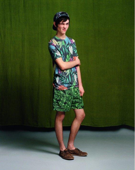 Вышли мужские лукбуки Stussy, Topman и Zara. Изображение № 5.