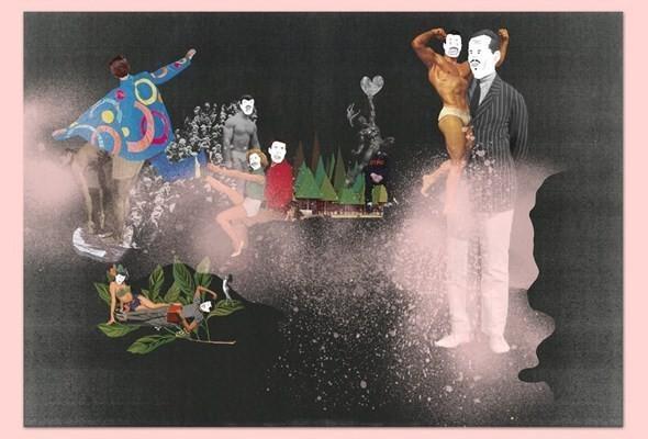 Изображение 26. Выставка: International Weird Collage Show.. Изображение № 26.