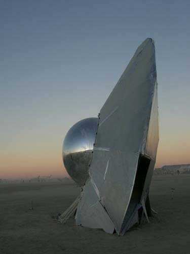 Burning man– art-проект мирового масштаба. Изображение № 21.