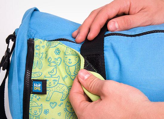 Фитнес-сумки от HalfBag. Изображение № 5.