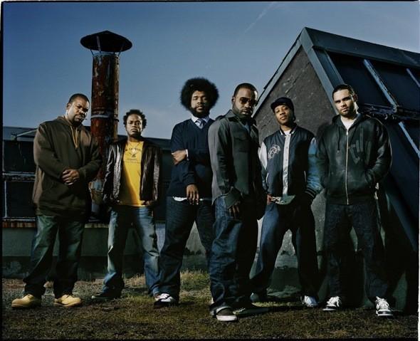 Обложка нового альбома группы The Roots. Изображение № 1.