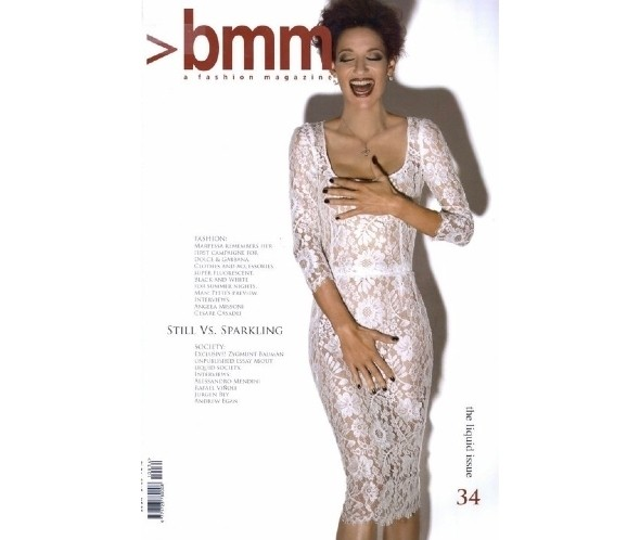 Изображение 40. Коллекция Dolce & Gabbana SS 2011 появилась на 42 обложках журналов.. Изображение № 41.