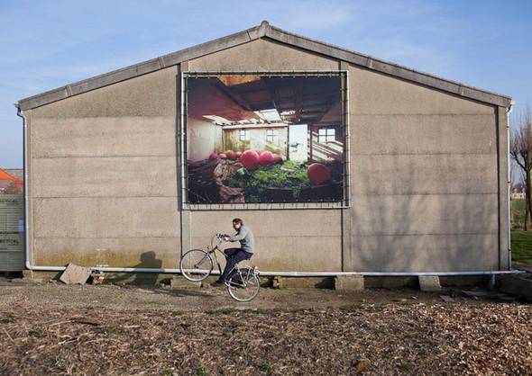 Сказочный мир на улицах Бельгии. Изображение № 16.