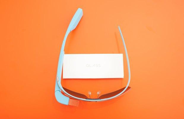 СМИ узнали о новых Google Glass под кодовым названием GG1. Изображение № 1.