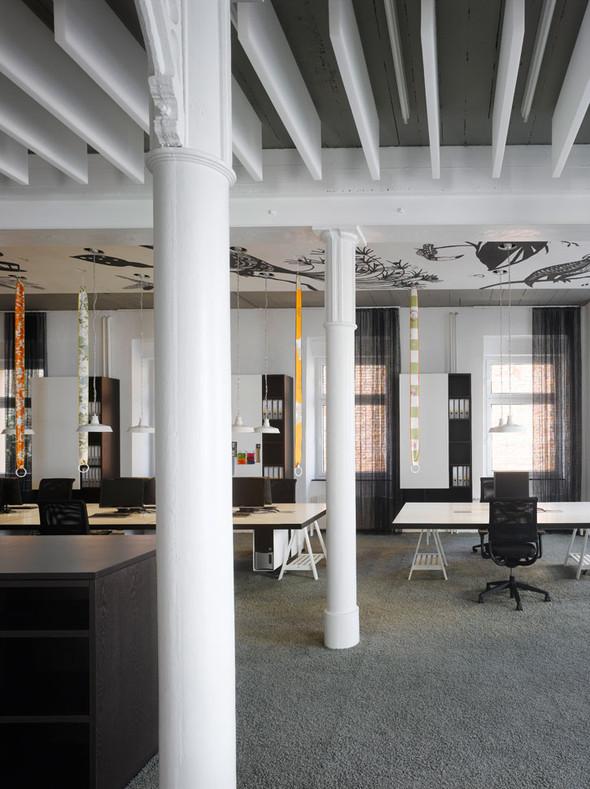 Новый офис для Ippolito Fleitz Group. Изображение № 7.