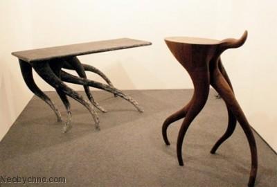10-ка креативной мебели. Изображение № 1.