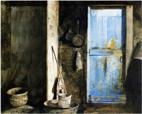 Andrew Newell Wyeth. Изображение № 11.