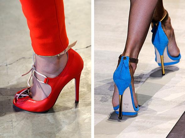 Walking in my shoes: 10 тенденций обуви весны-лета 2011. Изображение № 39.