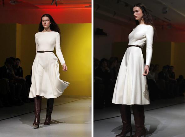 Изображение 6. Lena Vasilyeva FW 2011: готовое платье.. Изображение № 6.