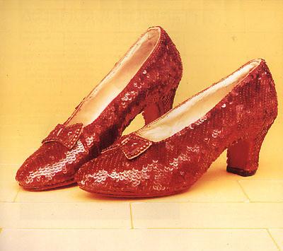 """Знаменитые туфельки Дороти из """"Волшебник страны Оз"""". Изображение № 6."""