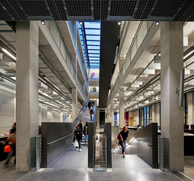 Здание Университета Гринвича / Heneghan Peng Architects. Изображение № 30.