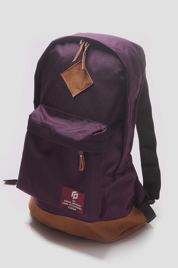 GOOD LOCAL — специальная серия рюкзаков Гоши Орехова. Изображение № 1.