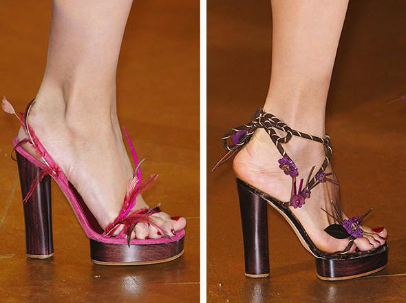 Walking in my shoes: 10 тенденций обуви весны-лета 2011. Изображение № 29.