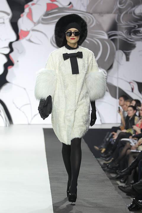 """Коллекция """"La Femme Magnifique"""" Модного Дома Игоря Гуляева. Изображение № 6."""