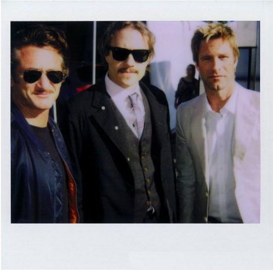 Сelebrities and Jeremy Kost with Polaroid. Изображение № 3.