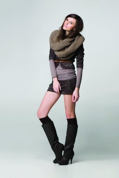Лукбук: Kira Plastinina FW 2011. Изображение № 2.