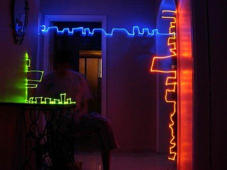 Световые граффити. Изображение № 3.